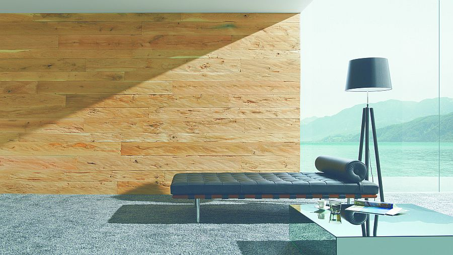 wandverkleidung holz nussbaum. Black Bedroom Furniture Sets. Home Design Ideas